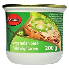 Pate chay Scandia nhập khẩu Canada hộp 200g