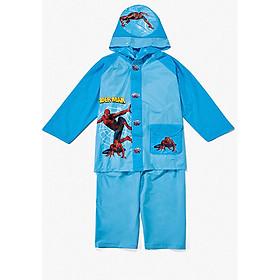 Bộ áo mưa trẻ em cao cấp cho bé 4-10 tuổi