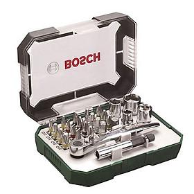 Bộ vặn vít đa năng Bosch 26 chi tiết