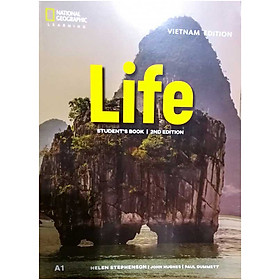 Life (BrE) (2 Ed.) (VN Ed.) A1: Student Book with Web App Code with Online Workbook