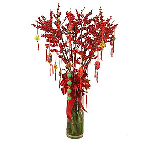 Bình hoa tươi - Xuân Tươi 4284