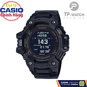 Đồng Hồ Nam Casio G-Shock GBD-H1000-1DR Chính Hãng | G-Shock GBD-H1000-1DR Smartwatch Đo Nhịp Tim - Bluetooth - Năng Lượng Mặt Trời