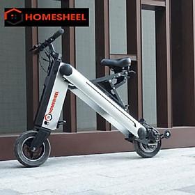 Xe scooter thể thao gấp gọn Homesheel AONE X Phiên bản mới_hàng chính hãng