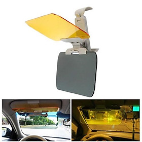 HD Car Anti-Glare & Dazzling Goggle Sunvisor Day Night Vision Driving Sun Visors Glasses
