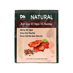[Chỉ Giao HCM] - Natural Bột gia vị ngũ vị hương DHF - gói 10gr