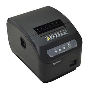 Máy in hóa đơn XPrinter XP-Q200II USB (khổ 80mm, in nhiệt)- Hàng nhập khẩu