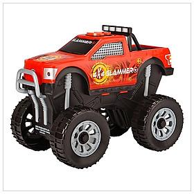Đồ Chơi Xe Địa Hình Dickie Toys Ford Road Rockers (18 cm) - Màu Cam