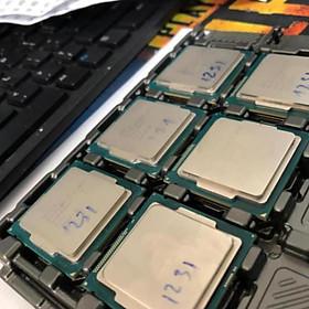 Bộ vi xử lý intel Xeon E3 1231 V3 3.4GHz / 8MB / Socket 1150 (Haswell) mạnh ngang i7 4770