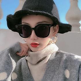 Kính râm thời trang nữ 2020 - kính mát du lịch kính râm GM kính râm mặt lớn Hàn Quốc K04