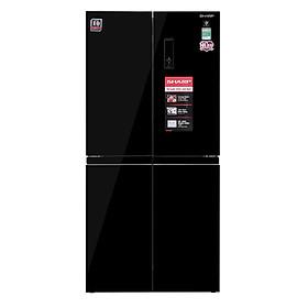 Tủ lạnh Sharp Inverter 401 lít SJ-FXP480VG-BK - chỉ giao HCM