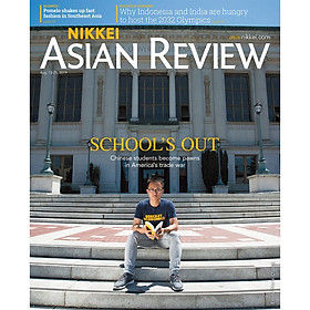 Nikkei Asian Review:  School's Out - 32.19