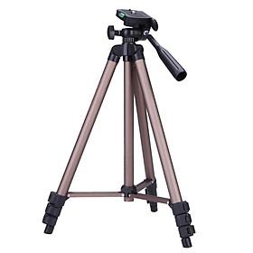 Weifeng WT3130 Protable Lightweight Aluminum Camera Tripod with Rocker Arm Carry Bag for Canon Nikon Sony DSLR Camera DV