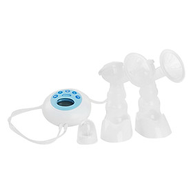 Máy Hút Sữa Điện Đôi Cao Cấp Gluck Baby GP38