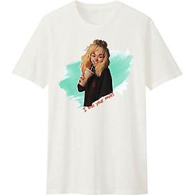 Áo Thun T-Shirt Unisex Dotilo I Love Your Smile - HU055