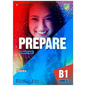 Prepare B1 Level 5 Student's Book