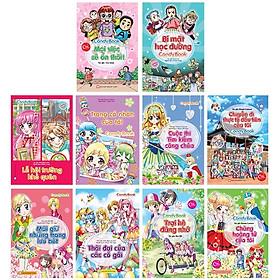 Bộ Sách Truyện Candy Books (Bộ 10 Cuốn)