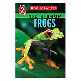 Scholastic Reader Level 2: Frogs