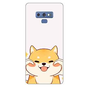 Ốp lưng dẻo cho Samsung Galaxy Note 9_Lovely