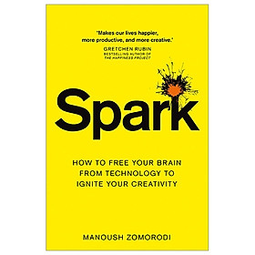 Spark: How To Free Your Brain From Technology To Ignite Your Creativity