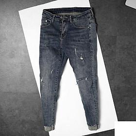 Quần jean nam cao cấp 4 chiều co dãn Julido Store - hàng loại xịn mẫu QJ8888