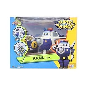 Máy bay điều khiển - Cảnh Sát Paul SUPERWINGS YW710750