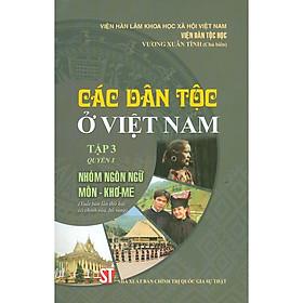 Các Dân Tộc Ở Việt Nam - Tập 3 - Quyển 1: Nhóm Ngôn Ngữ Môn - Khơ-me