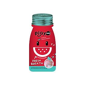 Kẹo ngậm the 8 vị Playmore gói 12g, nhập khẩu chính hãng Thái Lan