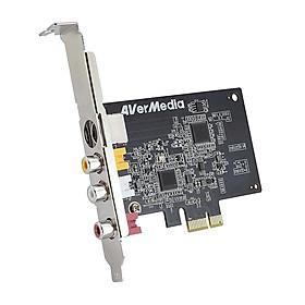 Card Chuyển Đổi PCI Ex Sang AV, S-Video AVERMEDIA C725B - Hàng Chính Hãng