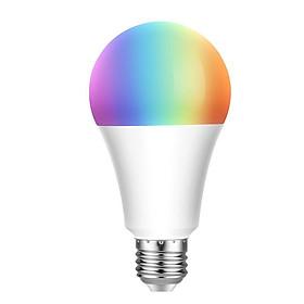 Bóng Đèn Led Điều Khiển Bằng Wifi RGBW Siêu Sáng Không Dây