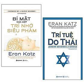 Combo Bí Mật Của Một Trí Nhớ Siêu Phàm + Trí Tuệ Do Thái (Bộ 2 Cuốn)