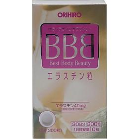 Viên Uống Nở Ngực BBB Orihiro 75g (300 Viên)