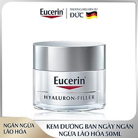 Kem Dưỡng Ban Ngày Ngăn Ngừa Lão Hóa Eucerin Q10 ACTIVE Day Cream 50ml