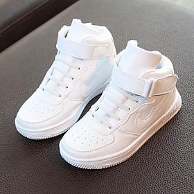 Giày thể thao bé trai 3 - 12 tuổi kiểu dáng sneaker GE01 phong cách và cá tính