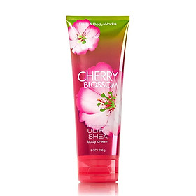 Kem dưỡng thể Bath and Body Works Cherry Blossom Body Cream 226g