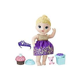 Bé dự tiệc sinh nhật BABY ALIVE E0596