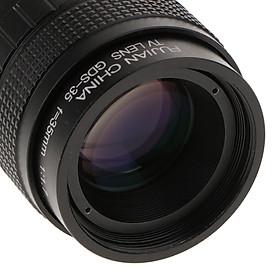 Amagogo 35mm F1.7 Camera Ống Kính Cố Định cho Canon Nikon Sony Olympus Panasonic Pentax Fujifilm FX Máy Ảnh Không Gương