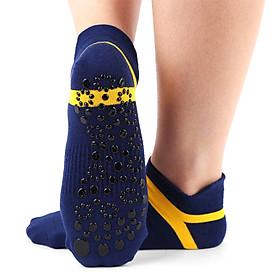 Women Yoga Socks Non slip Cotton Sports Socks Breathable Yoga Socks-0