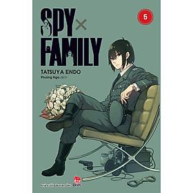 Spy X Family Tập 5 - Bản Thường