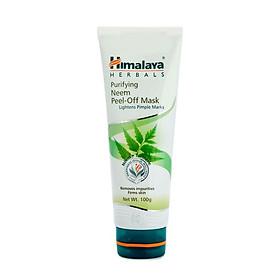 Mặt Nạ Lột Chiết Xuất Lá Neem Thanh Lọc, Sạch Mụn Himalaya Herbals 100 ml