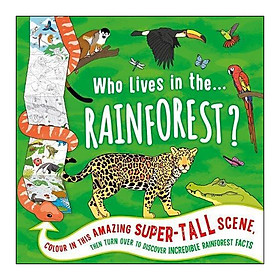 Who Lives in the...Rainforest?