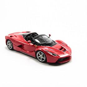 Xe Mô Hình Ferrari Laferrari Aperta Red 1:24 Bburago - MH18-26022