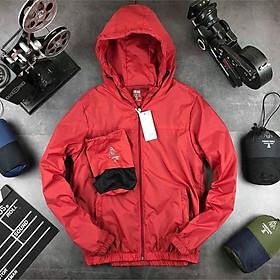 Áo khoác gió thể thao Nam Nữ, Vải dù cao cấp, Chống nước cản gió cực tốt, nhiều size ,nhiều màu lựa chọn (M,L,XL),
