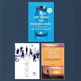 Combo 3 Cuốn Sách :Bước Chậm Lại Giữa Thế Gian Vội Vã  + Sức Mạnh Của Từng Khoảnh Khắc + Đời Ngắn Đừng Ngủ Dài ( Những Cuống Sách Giúp Bạn Sử Dụng Thời Gian Một Cách Hiệu Quả Nhất)