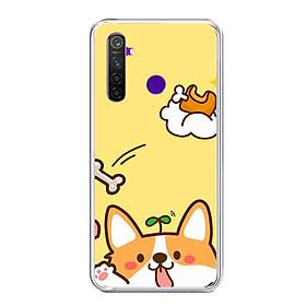 Ốp lưng dẻo cho điện thoại Realme 5 Pro - 0260 CUTE09 - Hàng Chính Hãng