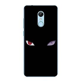 Ốp điện thoại dành cho máy Xiaomi Mi Mix 2S - Đôi mắt trong Naruto MS ACMTU007