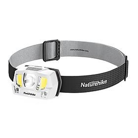Đèn pin đội đầu siêu sáng du lịch dã ngoại câu cá Naturehike NH18T004-E hàng chính hãng