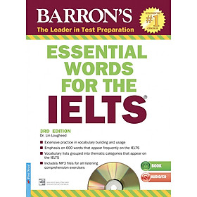 Barron's Essential Words For The Ielts (Tái Bản)