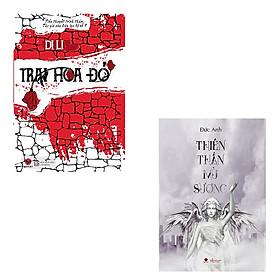 Bộ 2 cuốn tiểu thuyết kinh dị của tác giả Việt Nam: Trại Hoa Đỏ - Thiên Thần Mù Sương