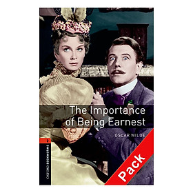 Oxford Bookworms Library (3 Ed.) 2: The Importance Of Being Earnest Playscript Audio Cd Pack