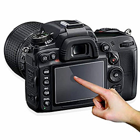 Camera LCD Screen Protector Tempered Film for Olympus EM10/EM10-2 - Transparent